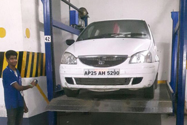 Mechanised Parking Solutions in Bangalore