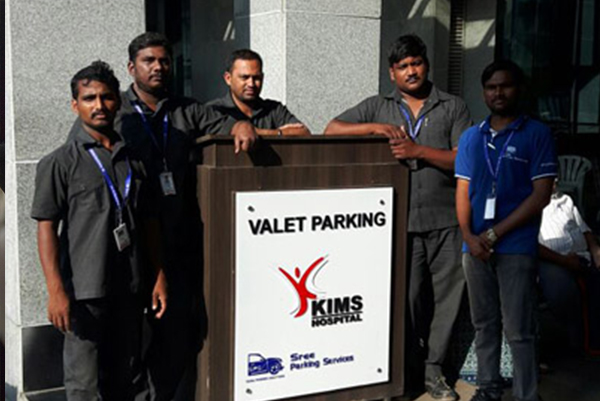 Valet Parking Solutions in Bangalore